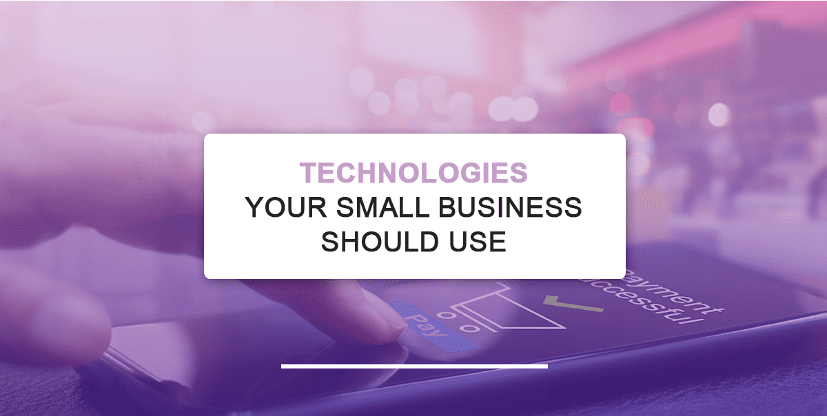 technology for small business