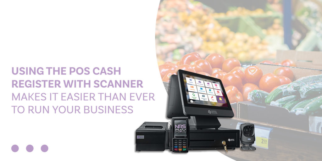 pos with barcode scanner
