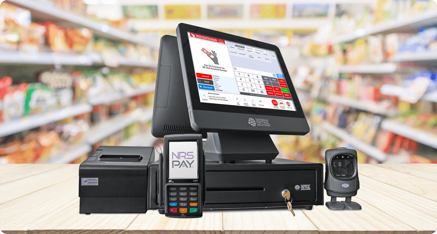 POS System in a Small Business